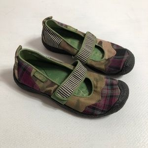 Keen Shoes - KEEN Womens Shoes Size 7.5 Mary Jane Flats Slip On